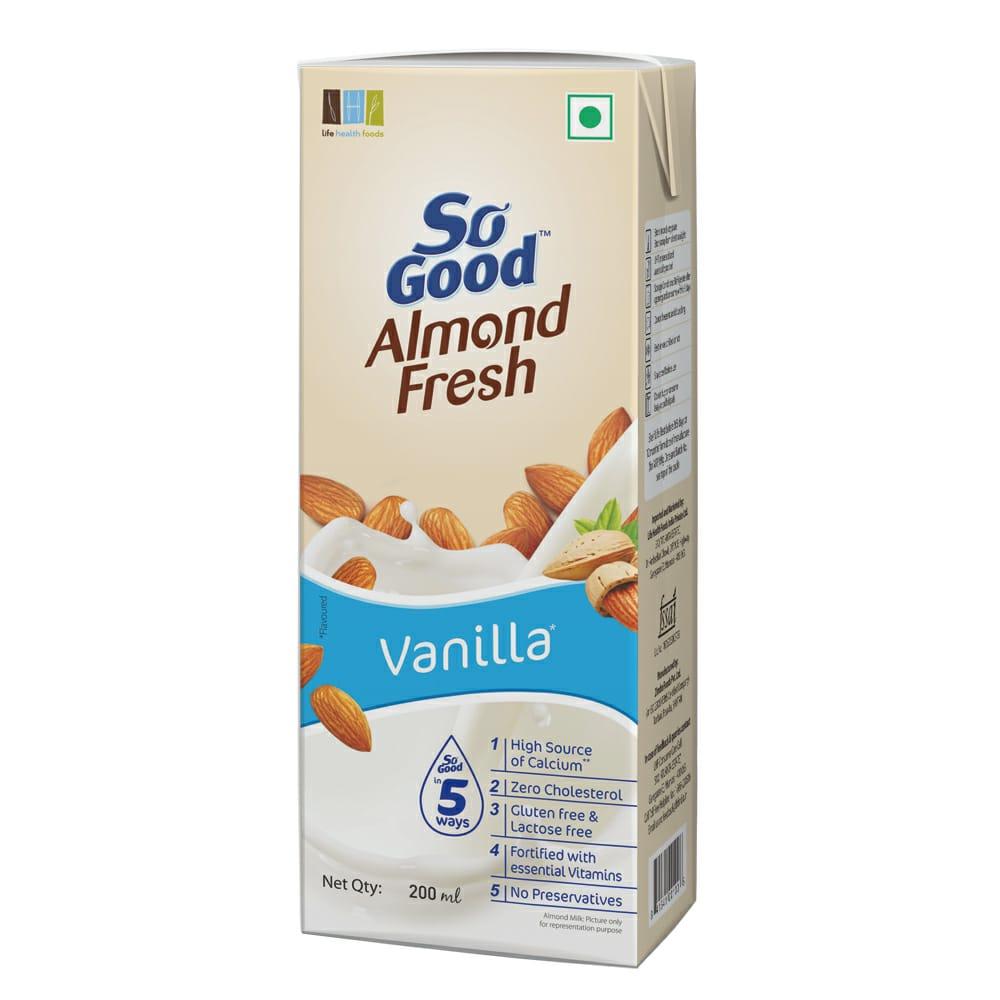 So Good Almond Fresh (Vanilla)
